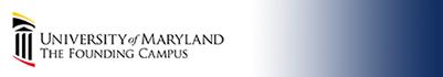University of Maryland eResearch Portal